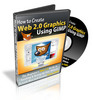 Thumbnail *NEW* How To Create Web 2.0 Graphics with GIMP (Mrr)