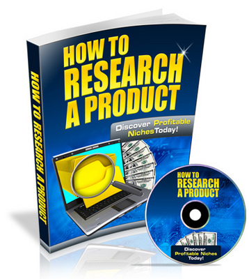 Product picture How To Research A Product Video Tutorials with MRR